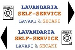 Setas Direccionais Lavaki & Secaki